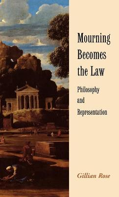 Mourning Becomes the Law: Philosophy and Representation (Hardback)