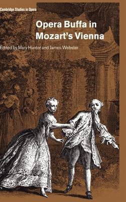 Opera Buffa in Mozart's Vienna - Cambridge Studies in Opera (Hardback)