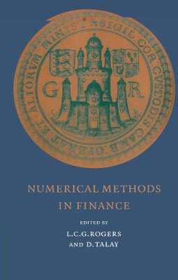 Numerical Methods in Finance - Publications of the Newton Institute 13 (Hardback)