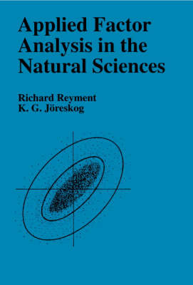 Applied Factor Analysis in the Natural Sciences (Paperback)