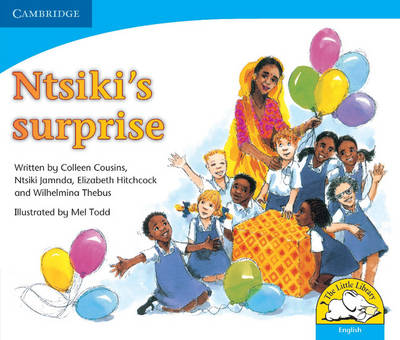 Ntsiki's surprise (English) - Little Library Numeracy (Paperback)