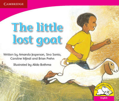 The little lost goat (English) - Little Library Literacy (Paperback)