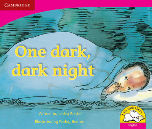 One dark, dark night (English) - Little Library Literacy (Paperback)