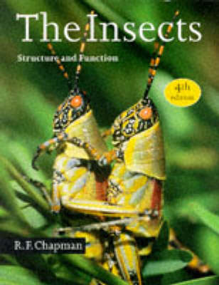 The Insects: Structure and Function (Paperback)