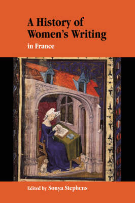 A History of Women's Writing in France (Hardback)