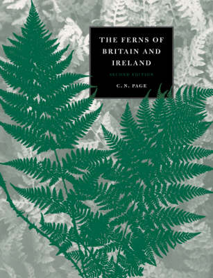 The Ferns of Britain and Ireland (Paperback)