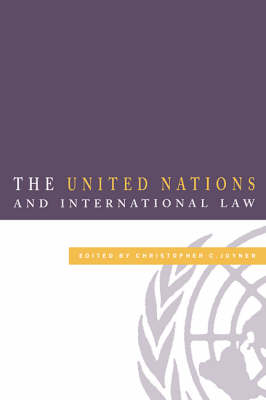 The United Nations and International Law (Paperback)