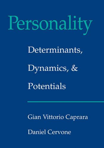 Personality: Determinants, Dynamics, and Potentials (Paperback)