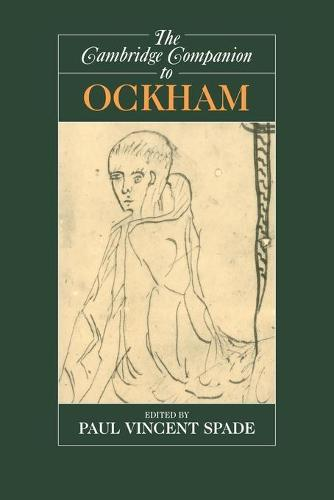 The Cambridge Companion to Ockham - Cambridge Companions to Philosophy (Paperback)