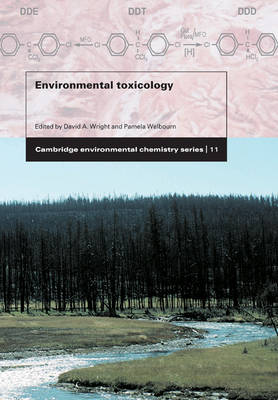 Environmental Toxicology - Cambridge Environmental Chemistry Series 11 (Paperback)