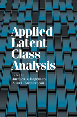 Applied Latent Class Analysis (Hardback)