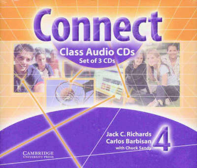 Connect Class CD 4 (CD-Audio)