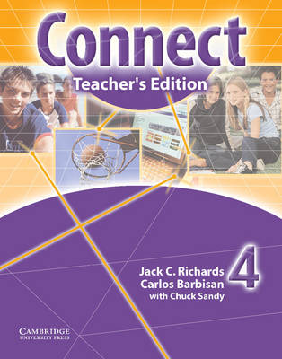 Connect Teachers Edition 4: Level 4 (Paperback)