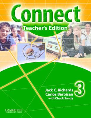 Connect Teachers Edition 3: No. 3 (Paperback)
