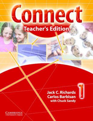Connect Teacher's Edition 1 (Paperback)