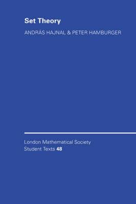 Set Theory - London Mathematical Society Student Texts 48 (Paperback)