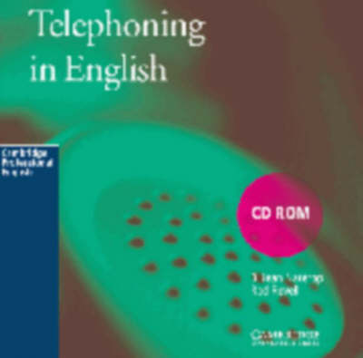 Telephoning in English CD-ROM: PC Version: A Communication Skills Self-study Course (CD-ROM)