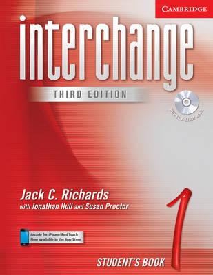 Interchange Student's Book 1 with Audio CD