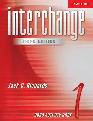 Interchange Video Activity Book 1: Level 1 (Paperback)