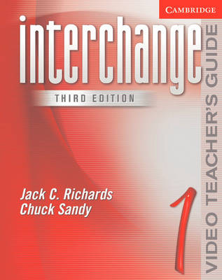 Interchange Video Teacher's Guide 1: Level 1 (Paperback)