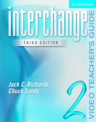 Interchange Video Teacher's Guide 2: Level 2 (Paperback)