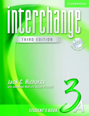 Interchange Student's Book 3A with Audio CD: Level 3A