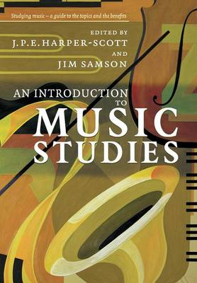 An Introduction to Music Studies (Paperback)