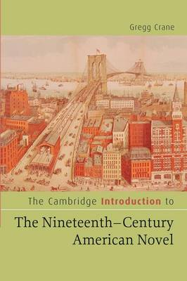 The Cambridge Introduction to The Nineteenth-Century American Novel - Cambridge Introductions to Literature (Paperback)