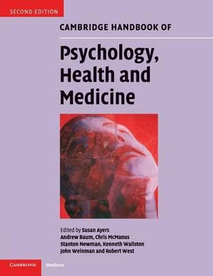 Cambridge Handbook of Psychology, Health and Medicine (Paperback)