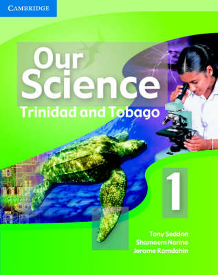 Our Science 1 Trinidad and Tobago (Paperback)