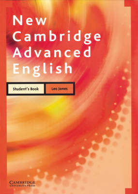 New Cambridge Advanced English Student's Book (Paperback)