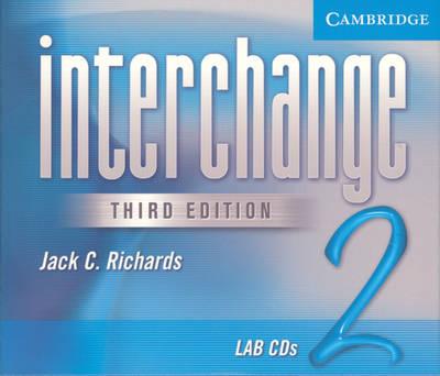 Interchange 2 Lab Audio CDs (4) (CD-Audio)