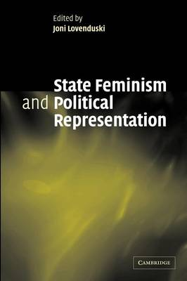 State Feminism and Political Representation (Paperback)
