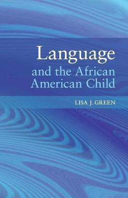 Language and the African American Child (Paperback)
