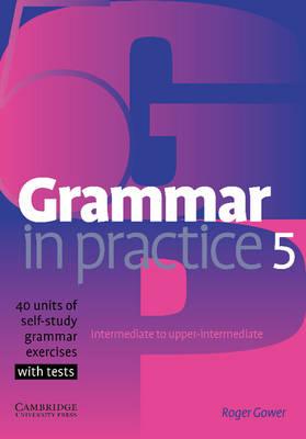 Grammar in Practice 5 (Paperback)