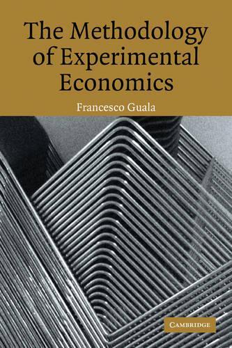 The Methodology of Experimental Economics (Paperback)