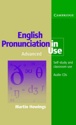 English Pronunciation in Use Advanced 5 Audio CDs (CD-Audio)