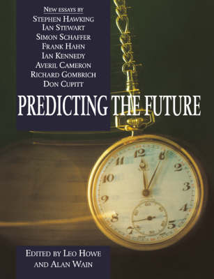 Darwin College Lectures: Predicting the Future Series Number 5 (Paperback)