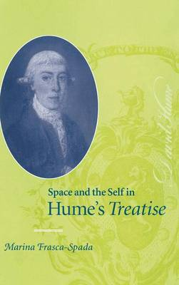 Space and the Self in Hume's Treatise (Hardback)