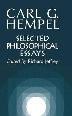 Selected Philosophical Essays (Hardback)
