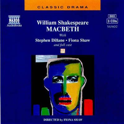 Macbeth 3 CD set - New Cambridge Shakespeare Audio (CD-Audio)
