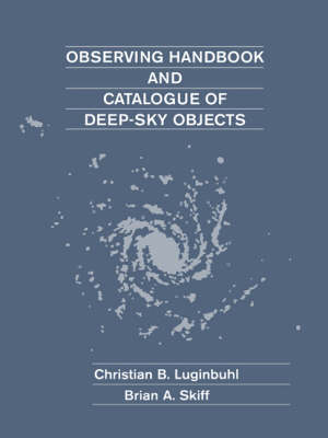 Observing Handbook and Catalogue of Deep-Sky Objects (Paperback)