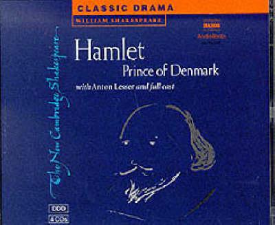 New Cambridge Shakespeare Audio: Hamlet, Prince of Denmark 4 Audio CD Set (CD-Audio)
