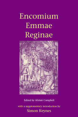 Encomium Emmae Reginae - Camden Classic Reprints 4 (Paperback)