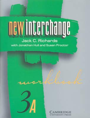 New Interchange Workbook 3A: English for International Communication (Paperback)