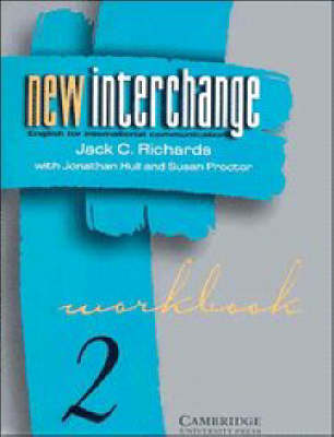 New Interchange Workbook 2: Level 2: English for International Communication (Paperback)