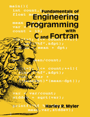 Fundamentals of Engineering Programming with C and Fortran (Paperback)