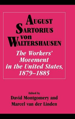 The Workers' Movement in the United States, 1879-1885 (Hardback)