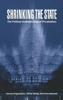 Shrinking the State: The Political Underpinnings of Privatization (Hardback)
