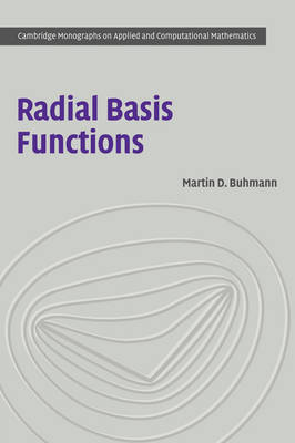 Radial Basis Functions: Theory and Implementations - Cambridge Monographs on Applied and Computational Mathematics 12 (Hardback)